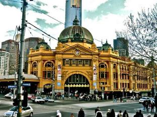 City Garden Hotel Melbourne - Flinders Street Station