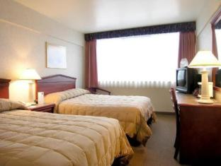 Howard Johnson Plaza Vancouver Hotel Vancouver (BC) - Guest Room