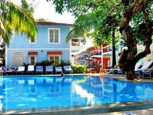 Aldeia Santa Rita Hotel North Goa - Swimming Pool