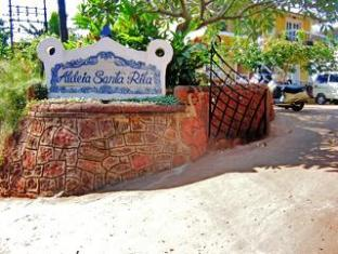 Aldeia Santa Rita Hotel North Goa - Hotel Entrance