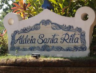 Aldeia Santa Rita Hotel North Goa - Entrance