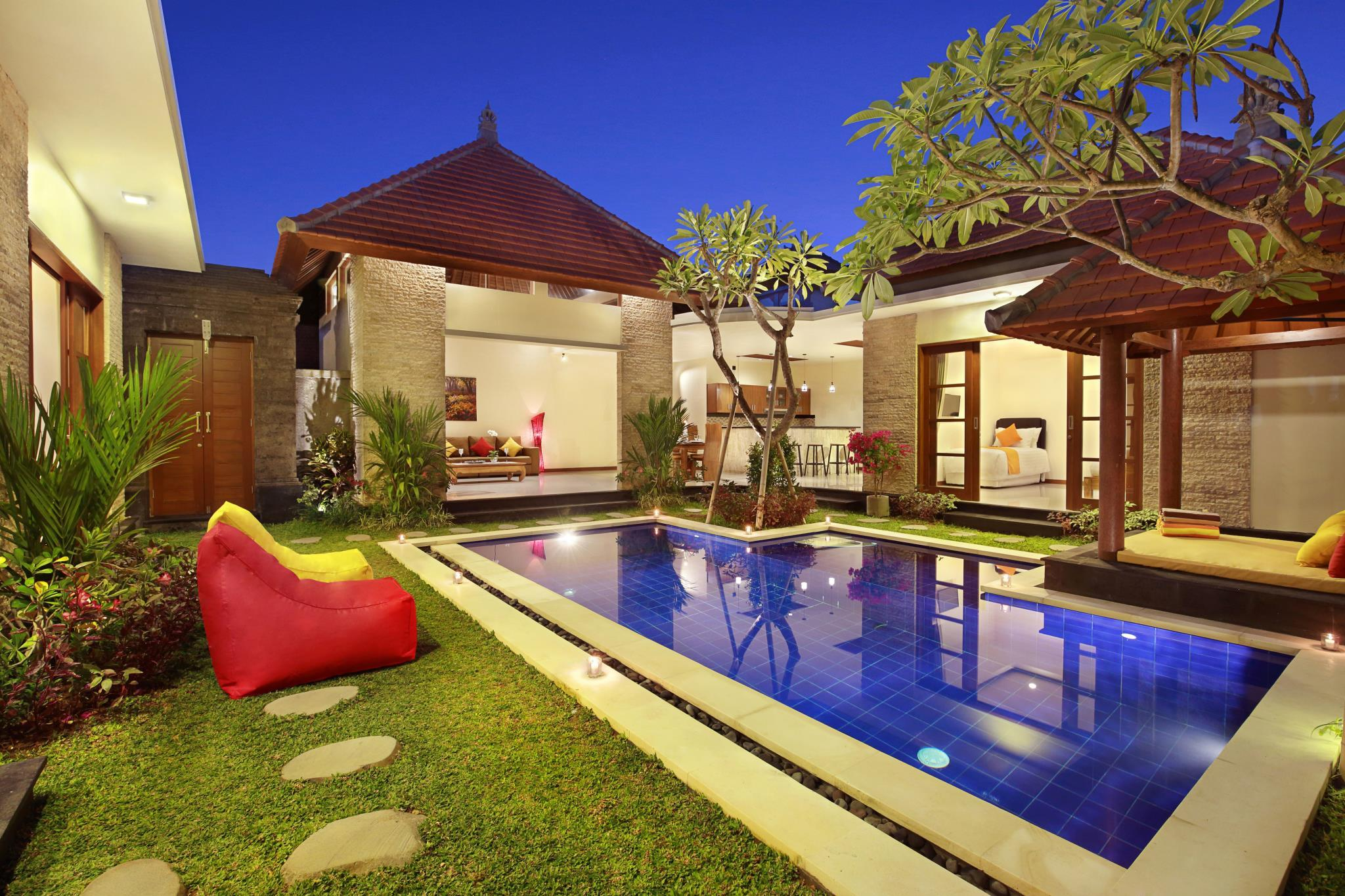 3BR - Villa Gupa - in the Heart of Seminyak