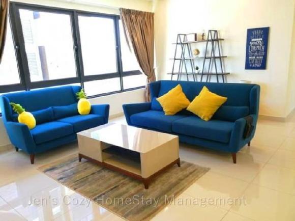 Pandora Residences Elegant Modern A05