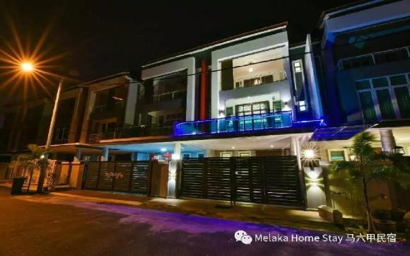 Aoya Five Star Homestay 40+ pax@Jonker Street area