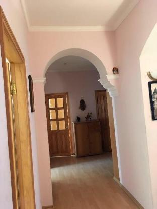 A big cozy  4 rooms apartment  of Samara