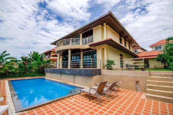 5BR great view pool villa
