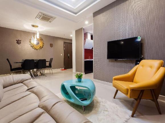 1# Alina Apartment Three Bedroom near Ben Thanh