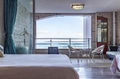 Dameisha sea view, four people twin bed Resort, Chenzhou