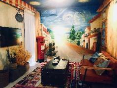 YoQu inn/ Van Gogh World  1  bedroom, Liuzhou