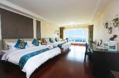 East Dai River Deluxe Deluxe Sea View four house, Huludao