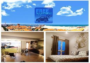 位于莱萨达帕尔梅拉的2卧室公寓-75平方米|带1个独立浴室