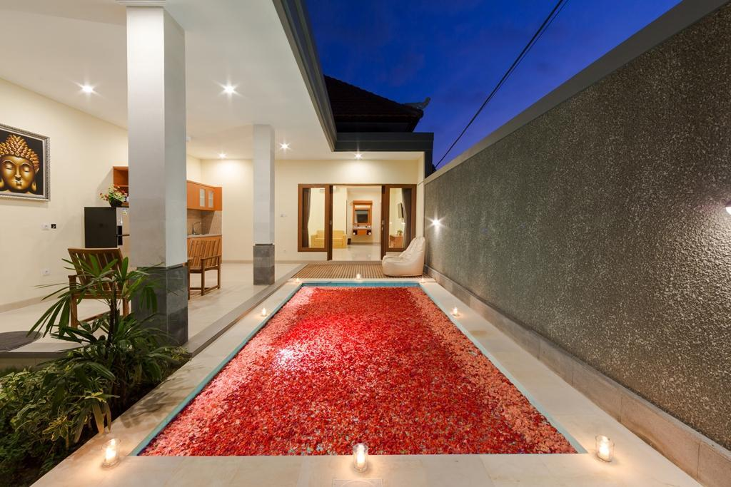1 BR Deluxe Romantic Villa at Mano Seminyak