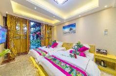 Yiyun garden Inn[Hongyun Tatami double bed room], Lijiang