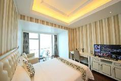 Mountain view big bed room, Xiamen