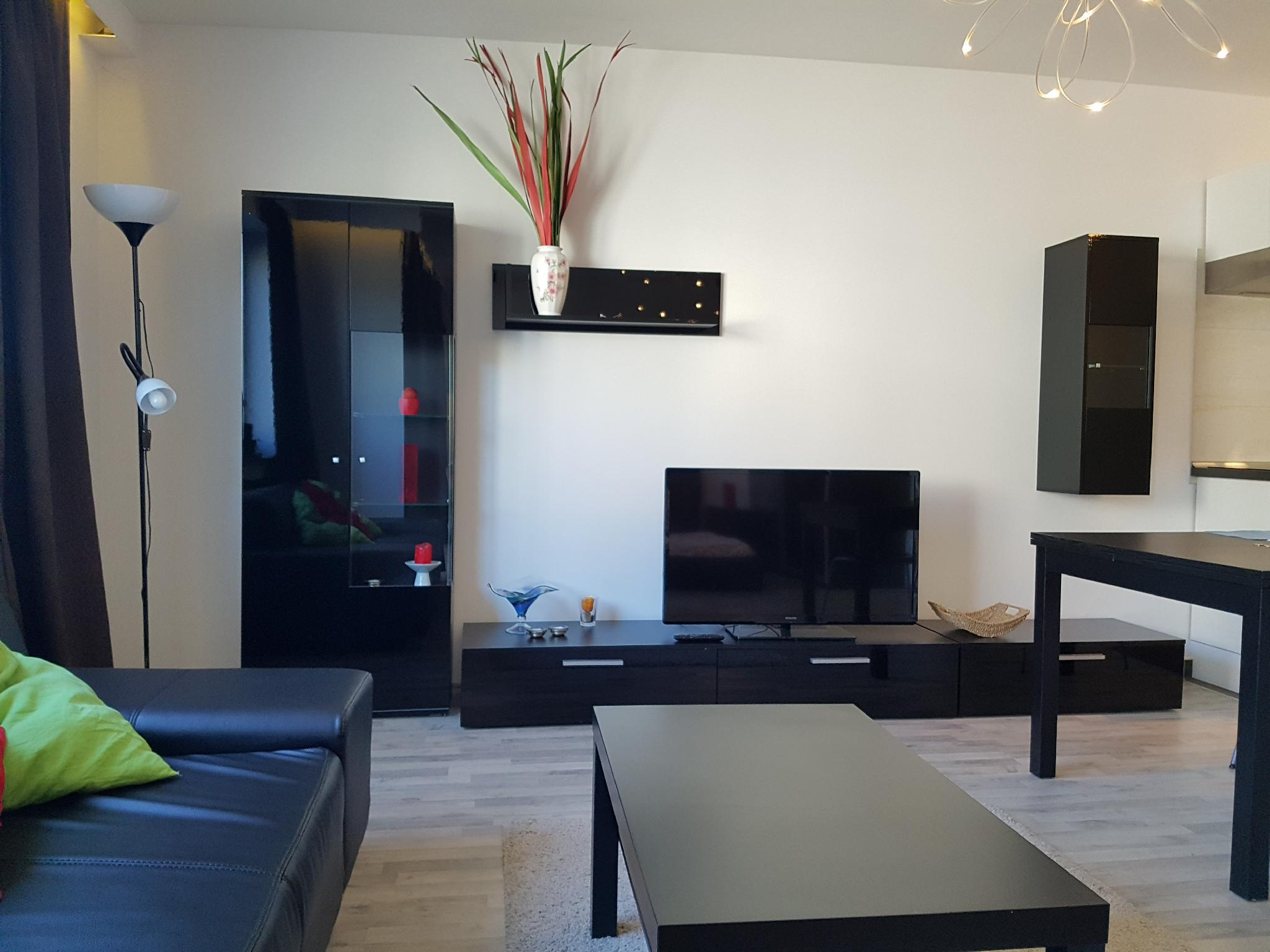 The Luxor 2 modern city apartment Schwabing WLAN