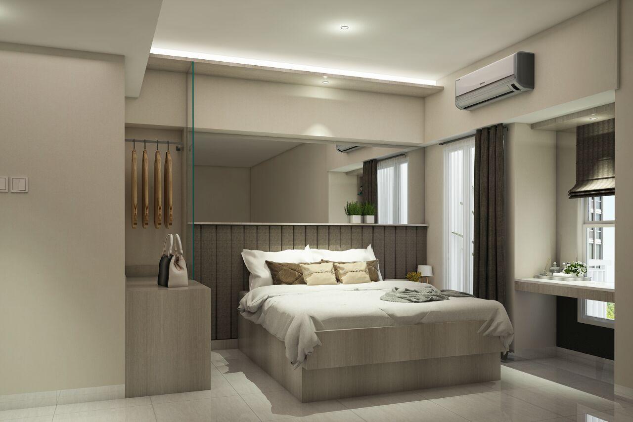 Luxurious Studio Apartment In Pakuwon Mall Surabaya Indonesia