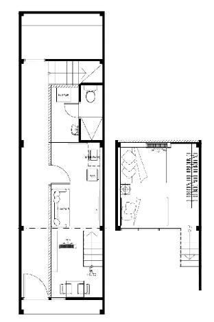 Bangkok ✓ S1 Large Duplex Silom