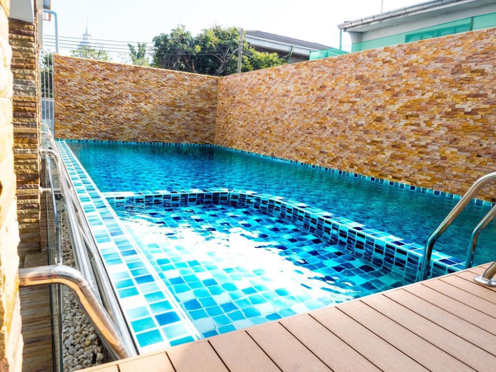 1R1B1S/F2030507 Suwatchai garden,Service Apartment