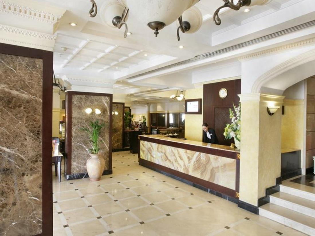 Best Price on Chelsea Plaza Hotel in Dubai + Reviews