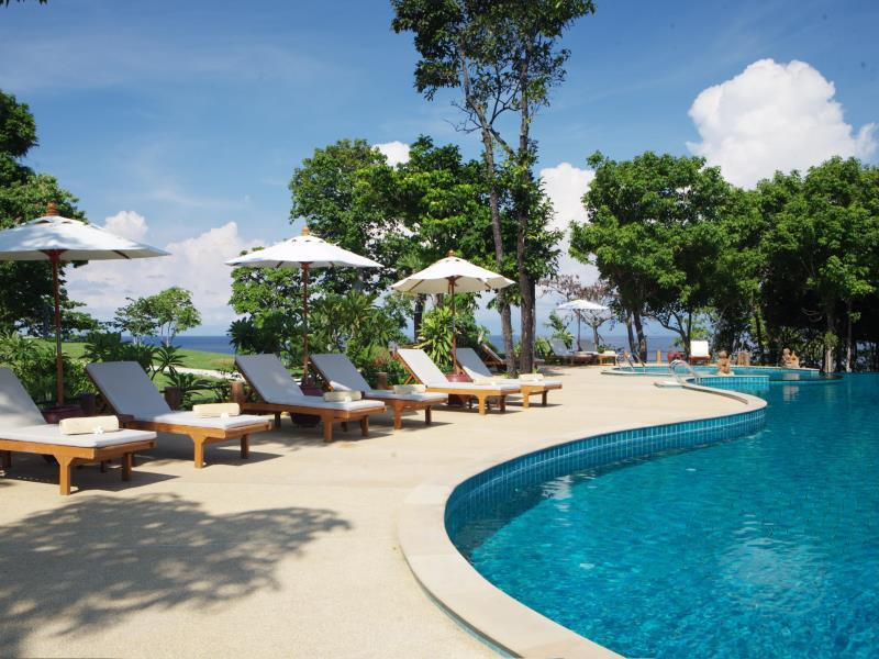 Hotel Murah di Racha Island Phuket - Ban Raya Resort and Spa