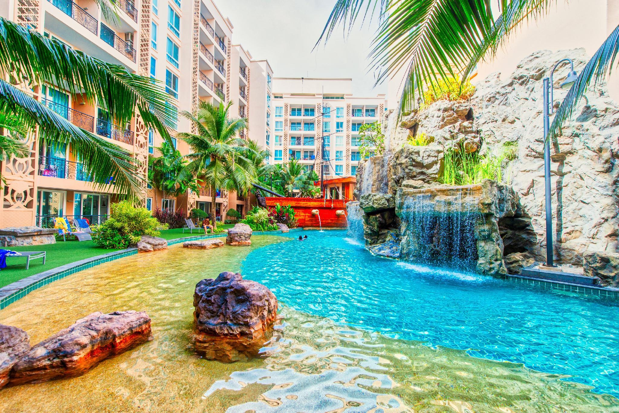 Atlantis Resort Jomtien Beach By Bakuri Hospitality