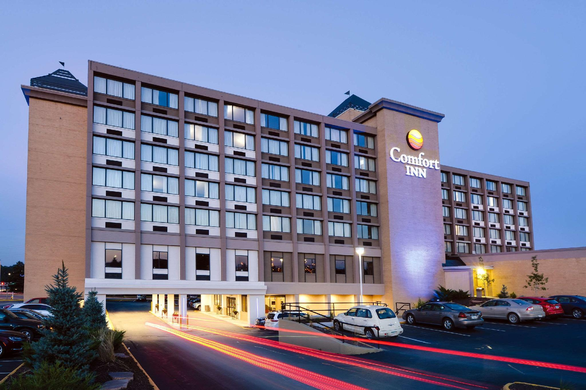 Comfort Inn And Suites Event Center