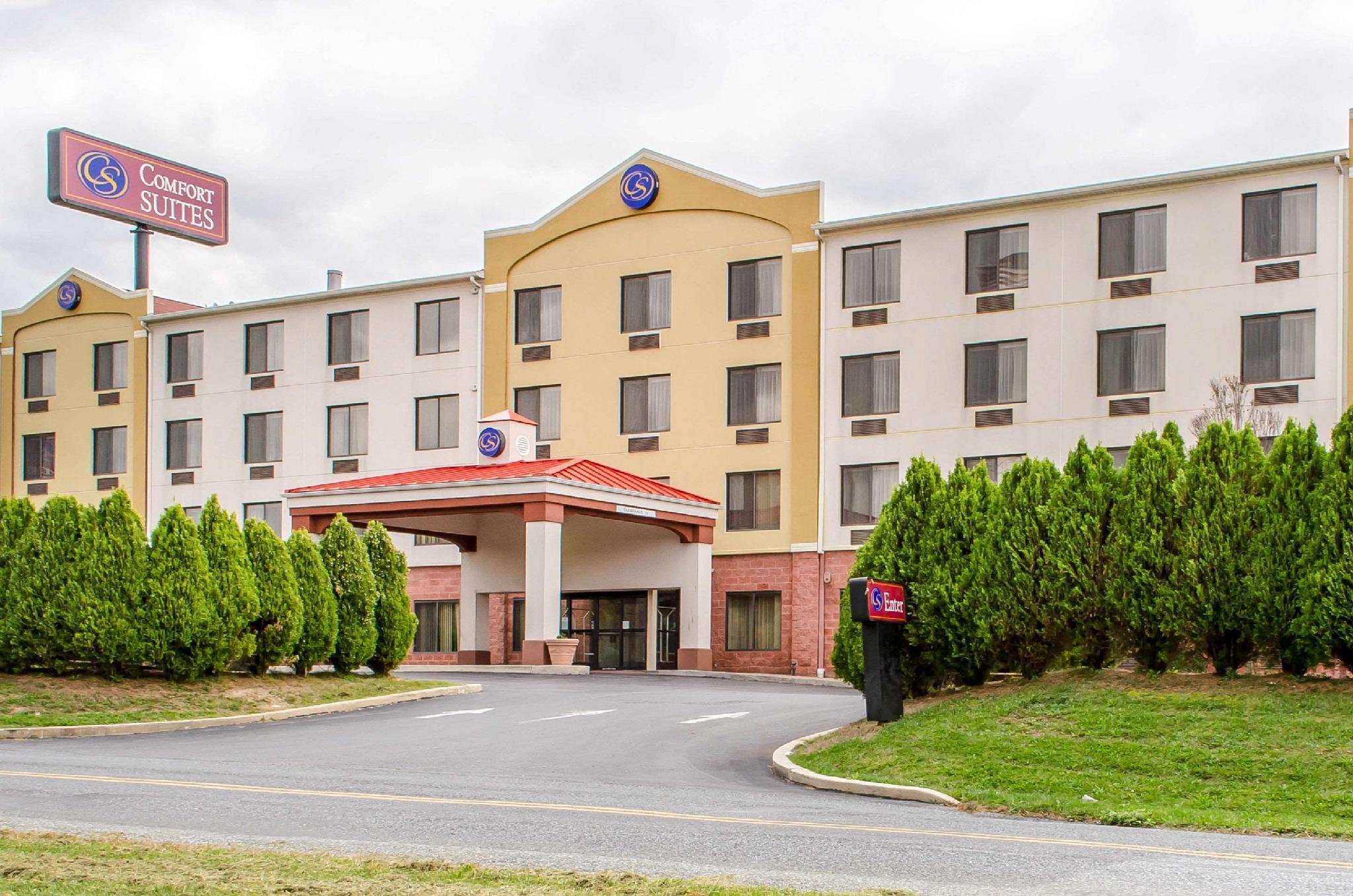 Comfort Suites Grantville   Hershey North