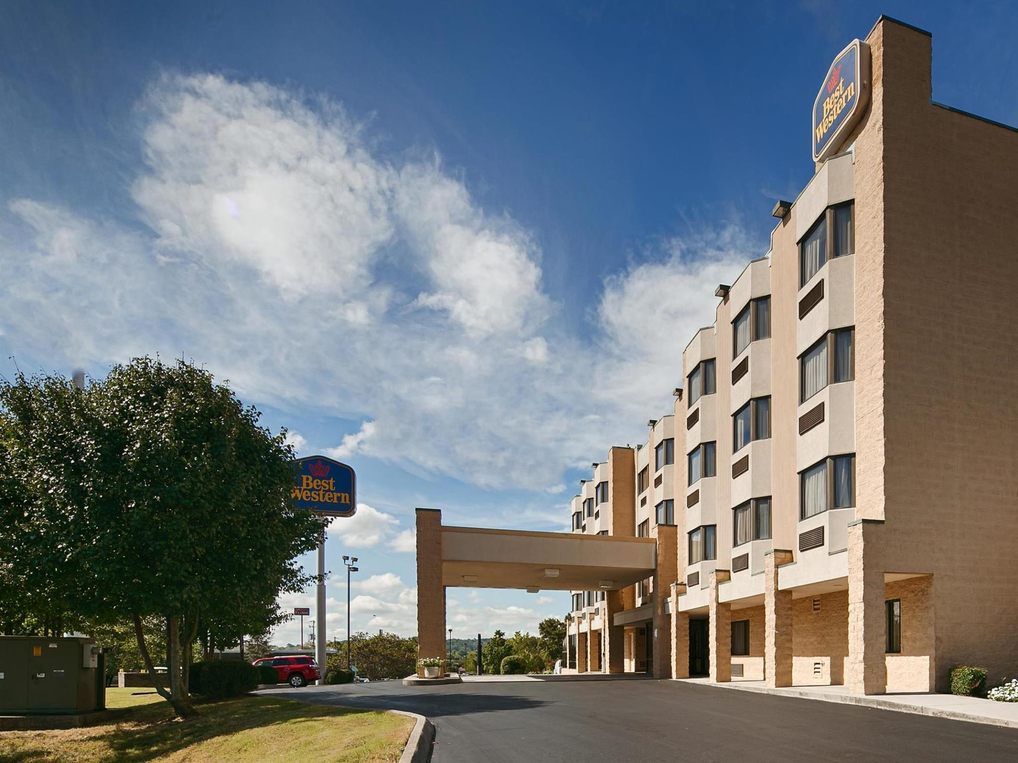 Best Western Knoxville Suites   Downtown