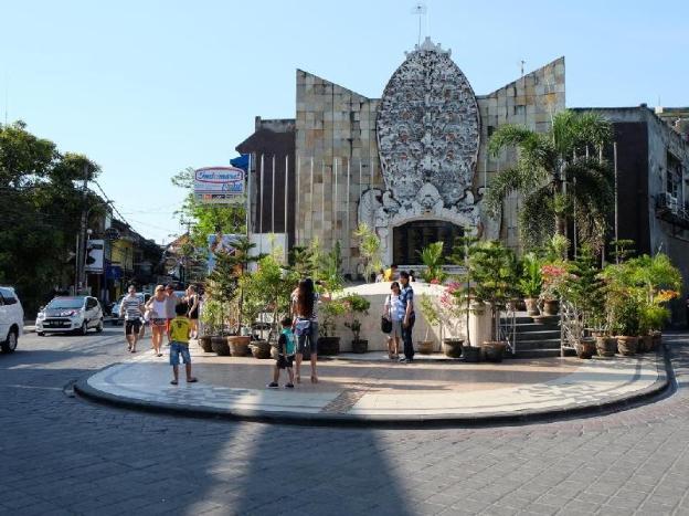 Hotel Palm Garden Kuta