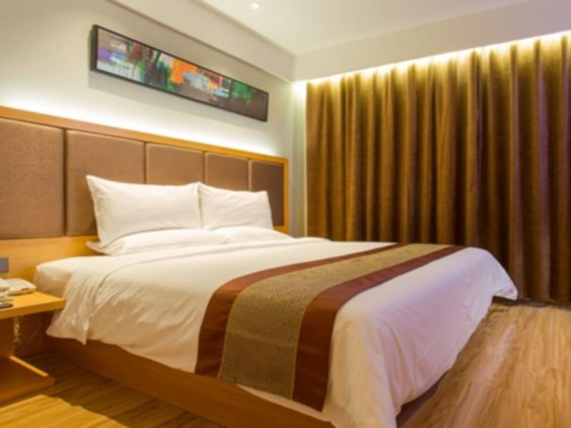 Starway Nantong Sports Meetings And Exhibition Center Hotel