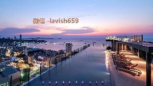 The Base Condo @ luxury apartment @ Pattaya Beach อพาร์ตเมนต์ 1 ห้องนอน 1 ห้องน้ำส่วนตัว ขนาด 30 ตร.ม. – พัทยากลาง