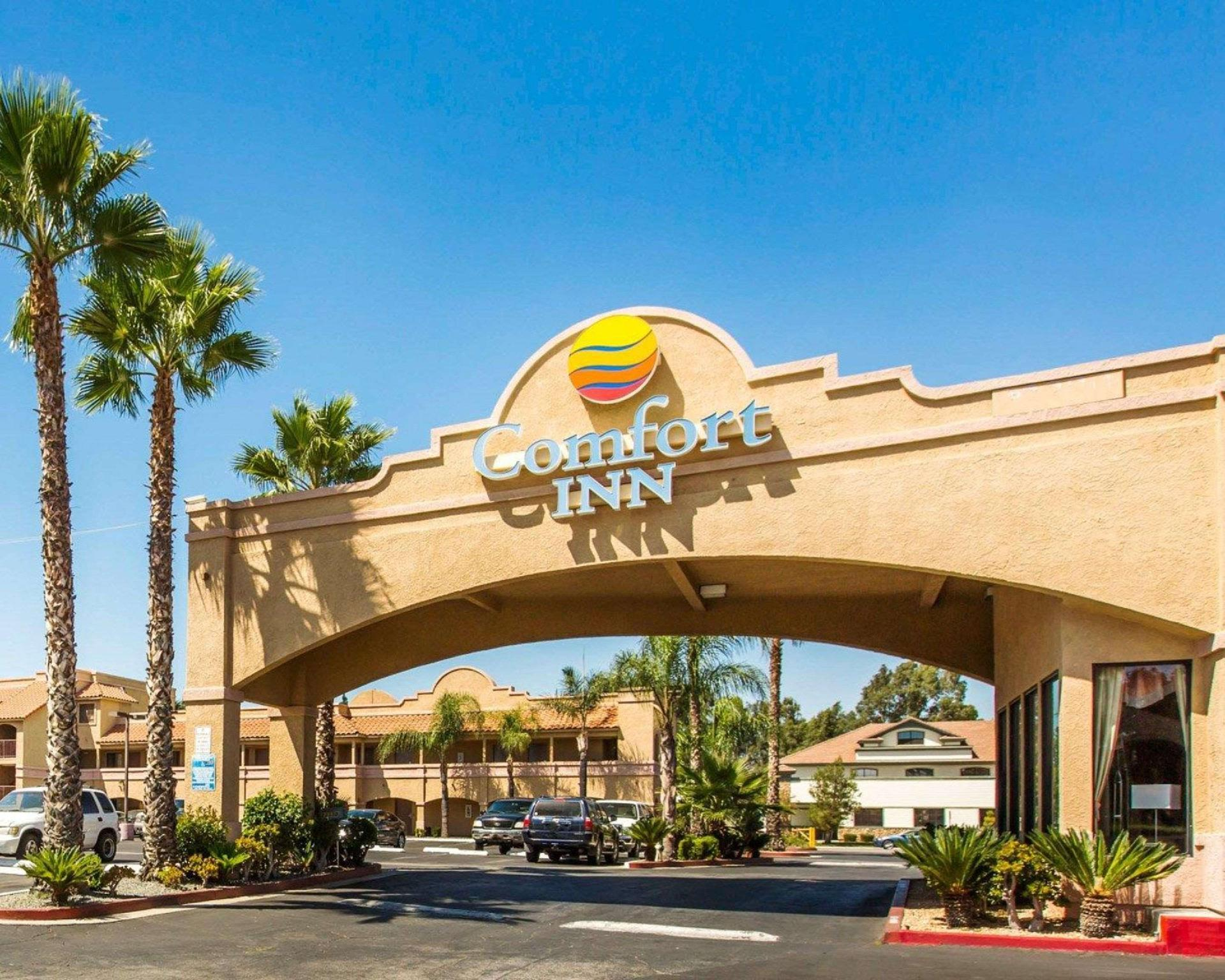 Comfort Inn Moreno Valley near March Air Reserve Base (Pet-friendly)