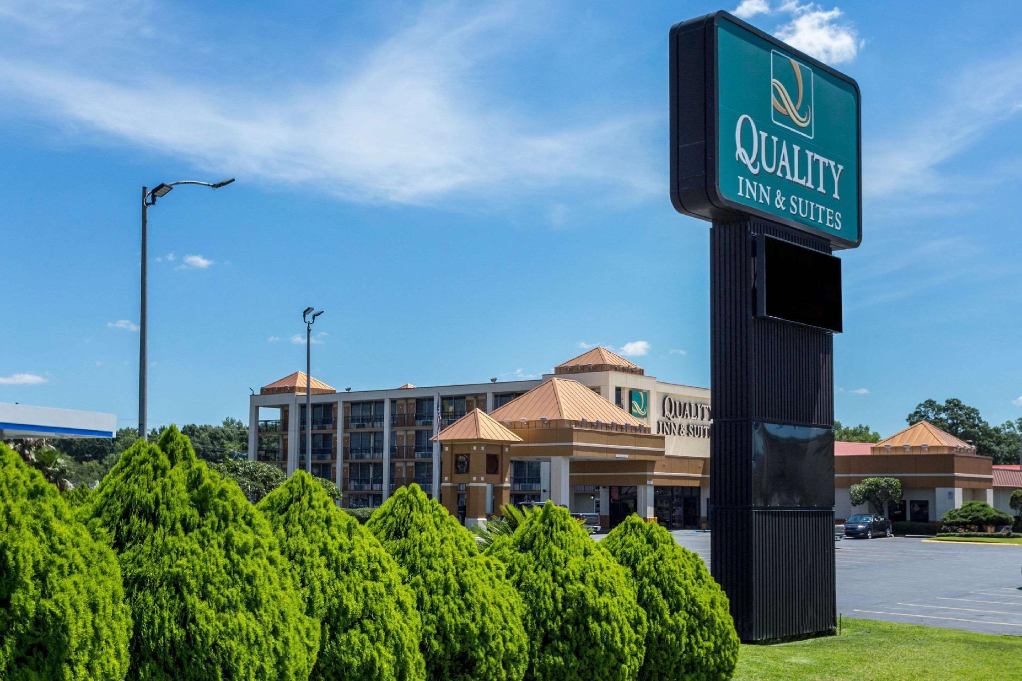 Quality Inn And Suites Baton Rouge West   Port Allen