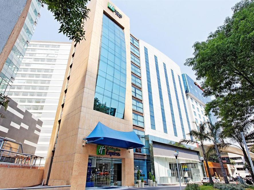 Holiday Inn Express Hotel And Suites Mexico City At The Wtc