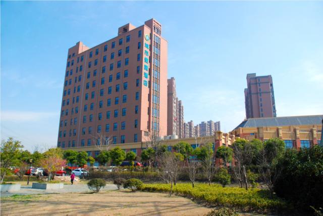 City Comfort Inn Shanghai International Automobile City Tongji University