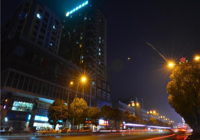 City Comfort Inn Wuhan Yangluo Yangguang Avenue