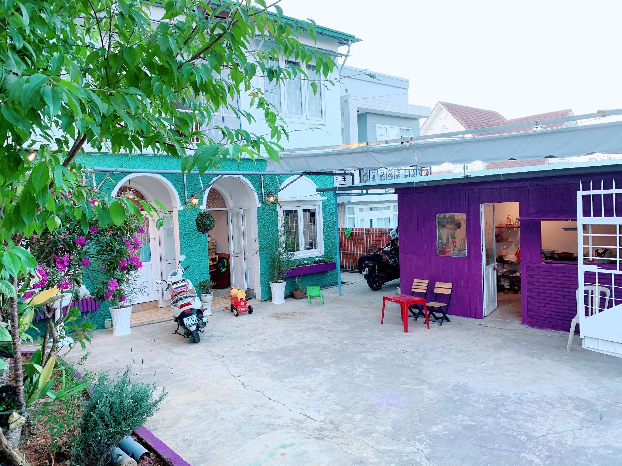 Pho Khong Nang Homestay