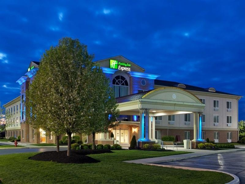 Holiday Inn Express Hotel And Suites Marion