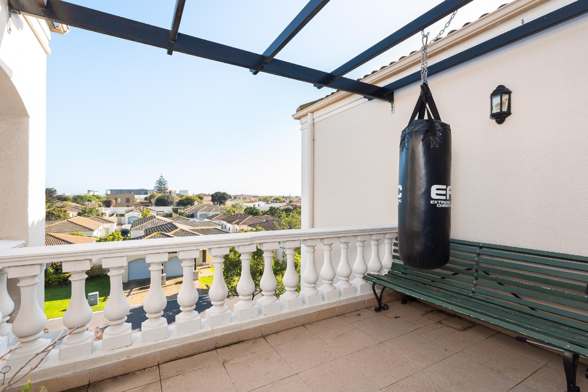 Century City Apartment With Balcony Views