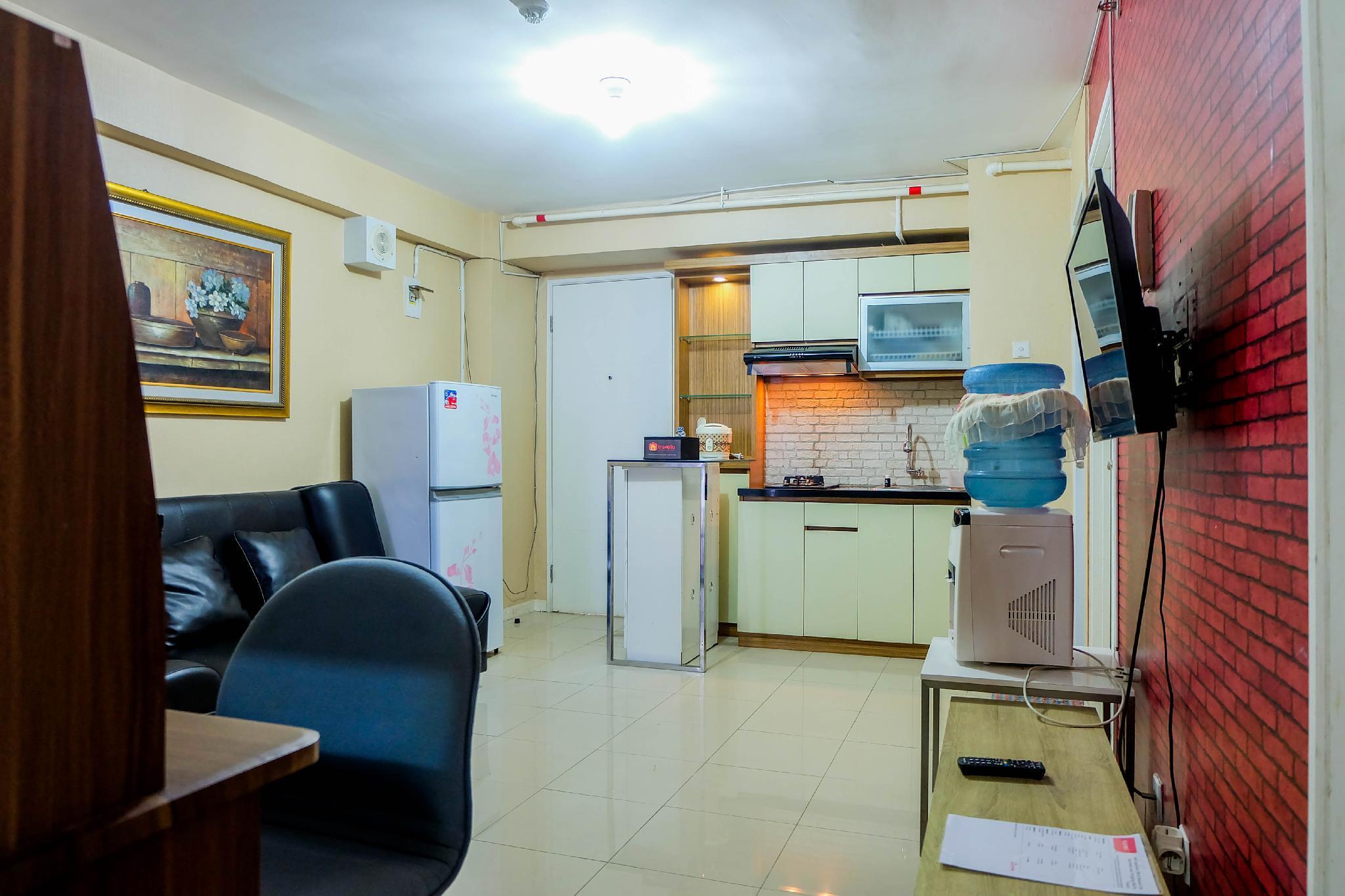 Strategic 2BR @ Bassura City Apartment By Travelio