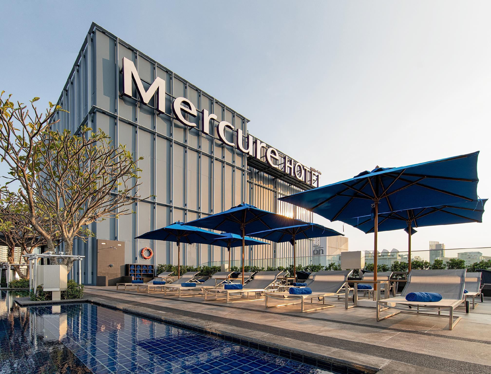 Mercure Bangkok Sukhumvit 24 เมอรืเคียว แบงค็อก สุขุมวิท 24