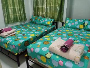 [ターポン]ヴィラ(30m2)| 3ベッドルーム/1バスルーム Sea House, Suan Son Beach