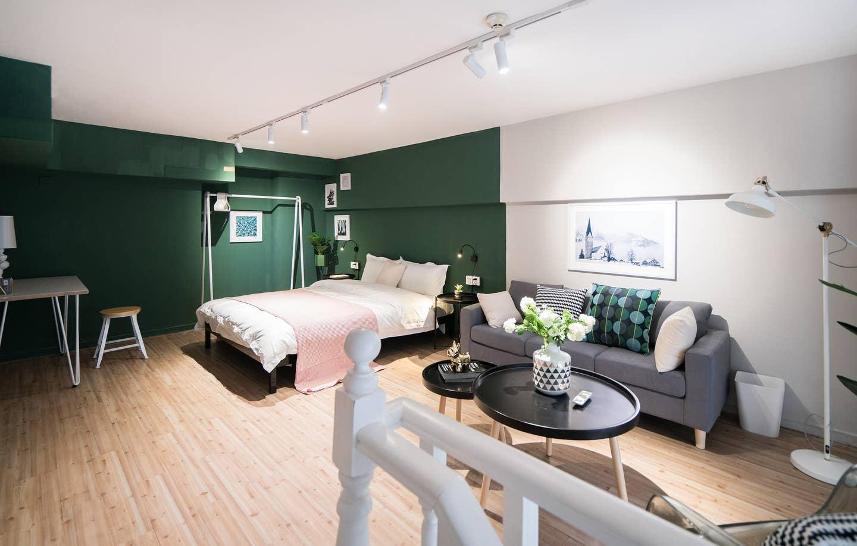 Xinjiekou Green Sen Style Loft