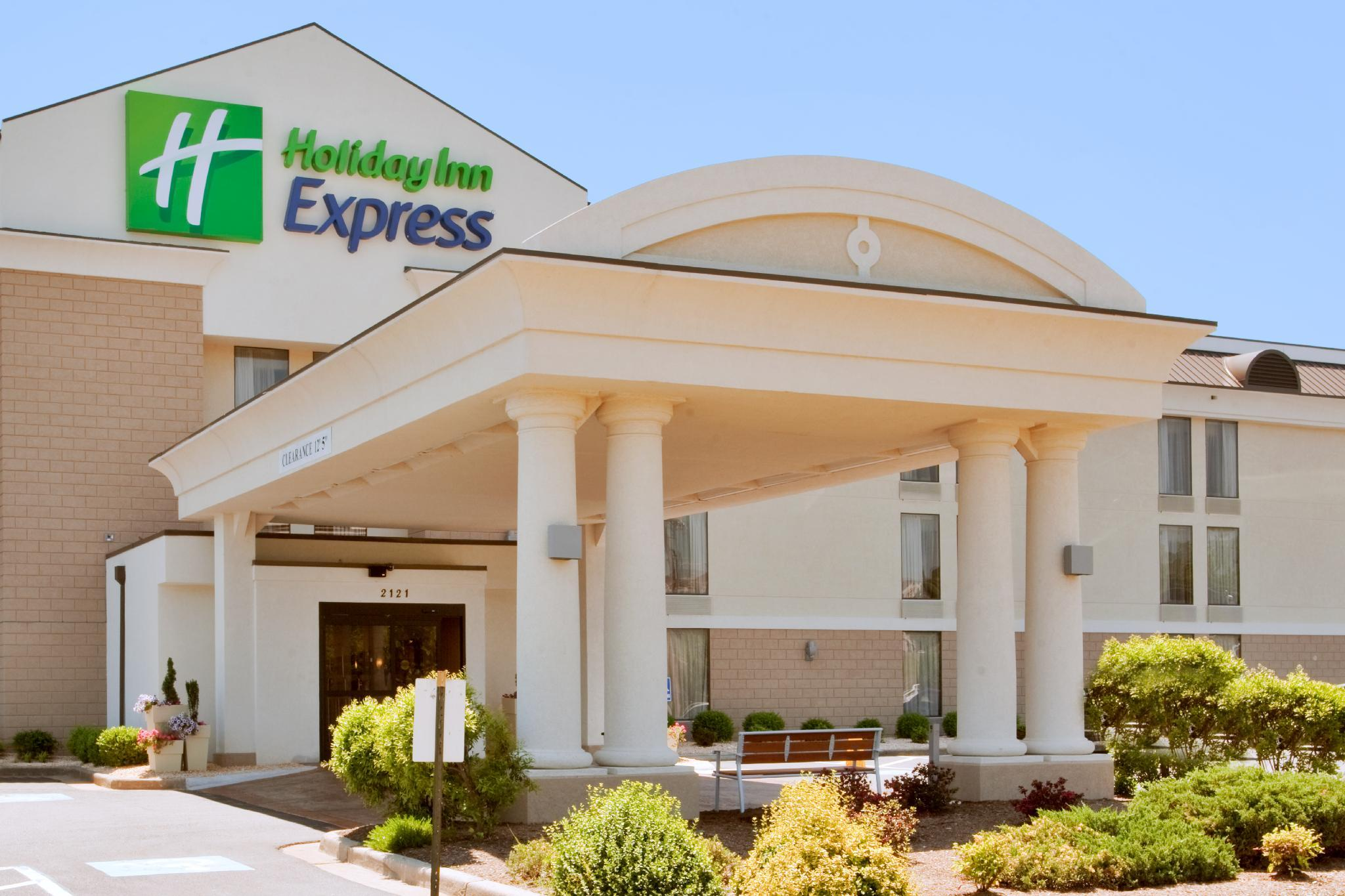 Holiday Inn Express Danville