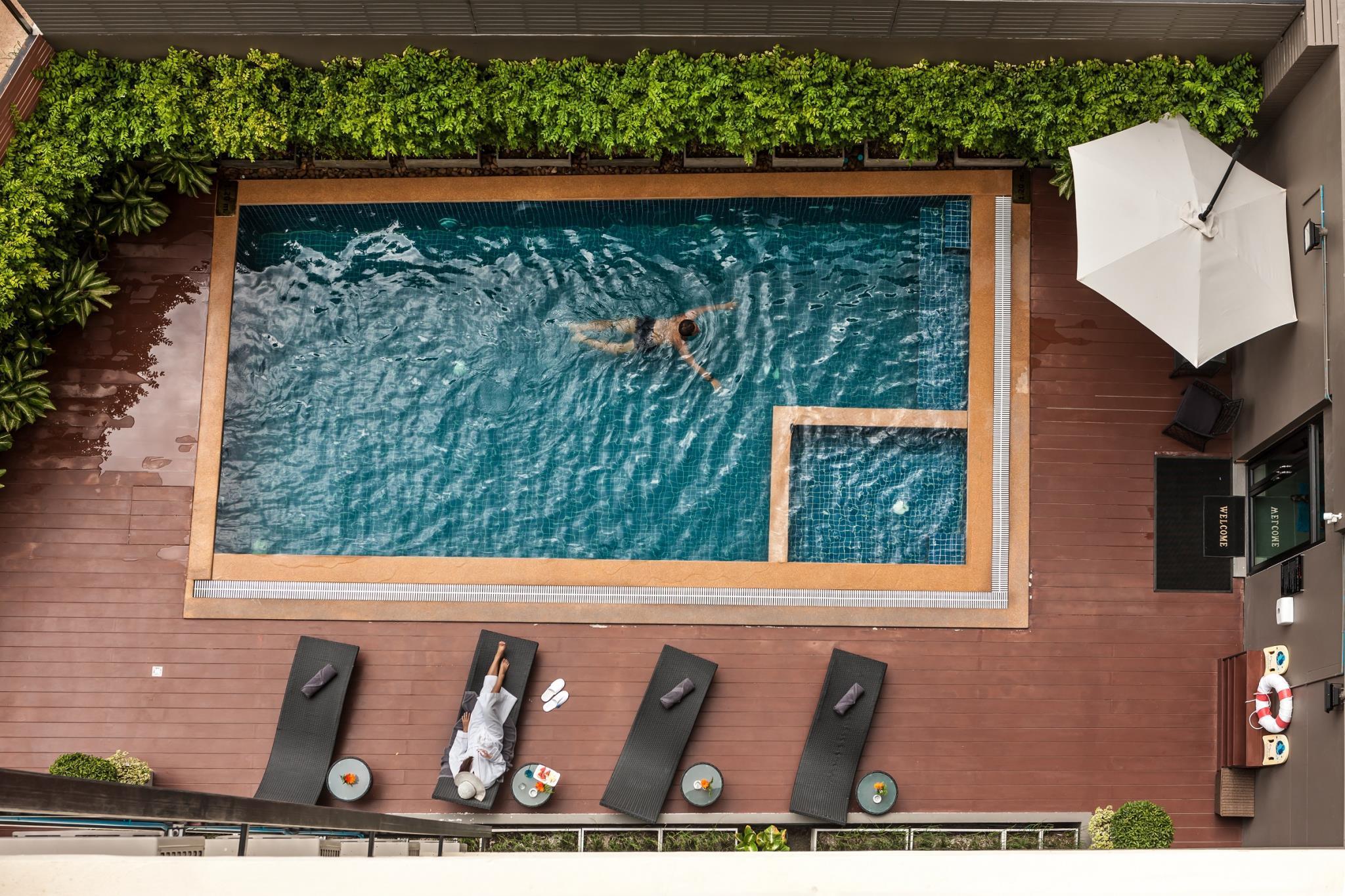 ซีมอร์ โฮเต็ล เชียงใหม่ บาย อันดาคูรา (Cmor Hotel Chiang Mai by Andacura) รีบจอง