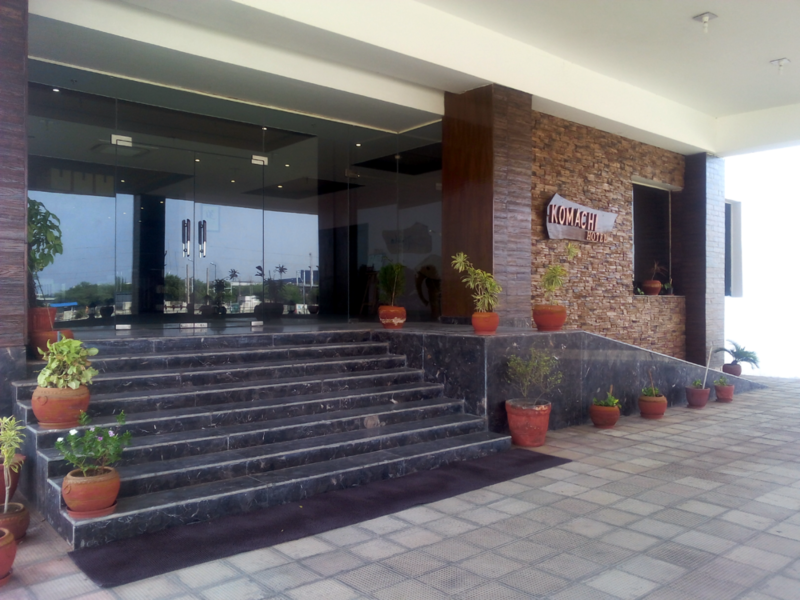 Komachi Hotel Reviews