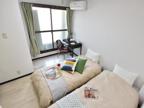 Maison Flower Awaji Weekly Apartment - 2A Osaka