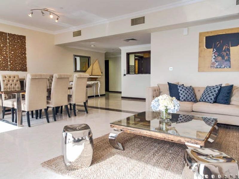 WMK Holiday Homes   3 Bedroom JBR Murjan 3 Apartment