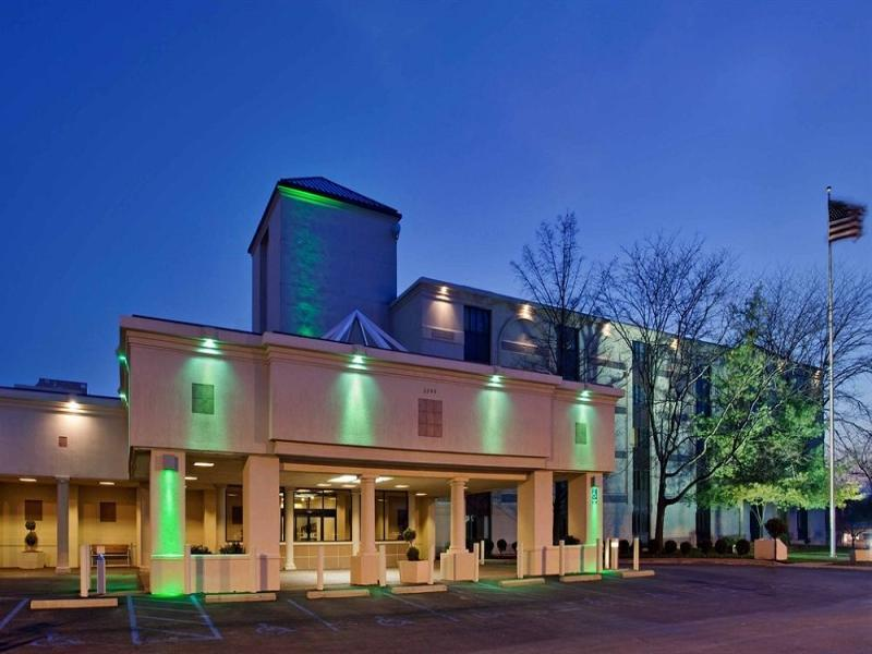 Holiday Inn Executive Center Columbia Mall