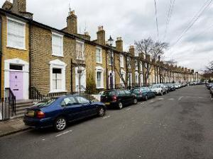 Veeve伊斯林顿泰费斯塔克台三卧室别墅 (Veeve  Immaculate 3 Bedroom House Tavistock Terrace Islington)